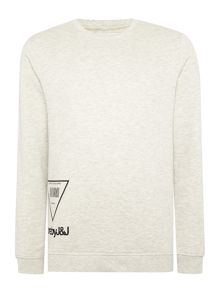 Jack & Jones Graphic Crew Neck Sweatshirt