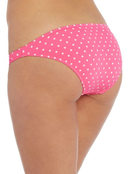 Polo Ralph Lauren Pin dots taylor hipster bikini brief