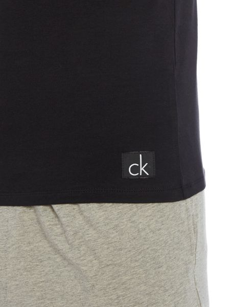 Calvin Klein CK one crew neck top