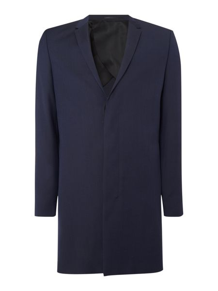 Selected Homme Brook Navy Coat