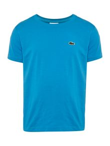 Lacoste Boys Short-Sleeved Logo Tee