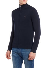 Gant Gant Cotton Texture Cardigan