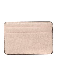 DKNY Chelsea light pink card holder