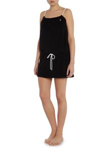 Polo Ralph Lauren Terry rope dress cover up