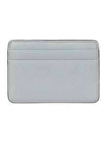 DKNY Chelsea light blue card holder