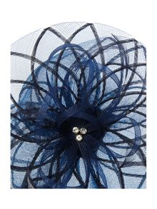 Linea Lottie floral fascinator