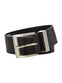 Hugo Boss High shine leather belt