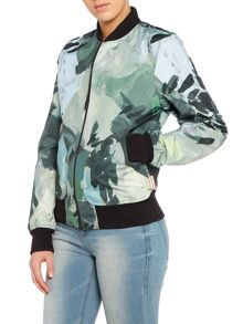 Hunter Original 3 layer print bomber