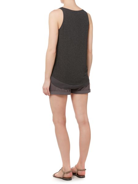 Gray & Willow Rea relaxed boyfriend short
