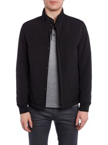 Hugo Boss Carlent Zip Up Mid Length Jacket