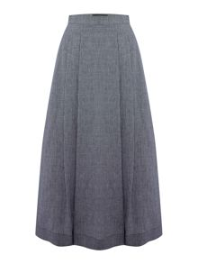 Max Mara Favetta pleated maxi skirt