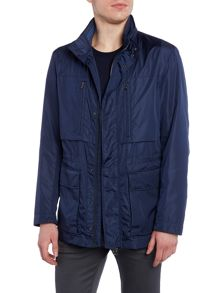 Hugo Boss Catven Lightweight 4 Pocket Zip Up Jacket
