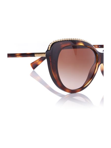 Coach HC8157  cat eye sunglasses