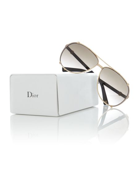 Dior Sunglasses CHICAGO2STRASS/S aviator sunglasses