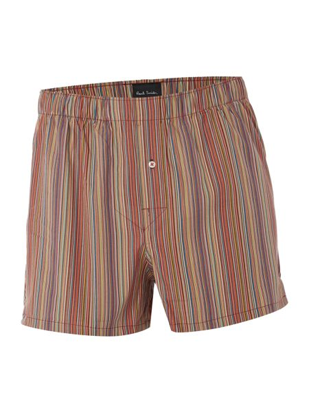 Paul Smith Multistripe trunk