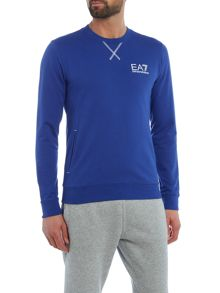 EA7 Core ID Crew Neck Sweatshirt