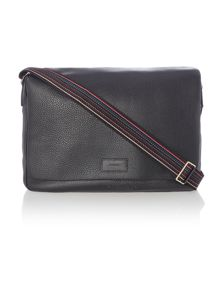 Paul Smith London City webbing messenger bag
