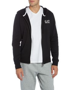EA7 7 Lines Hooded Sweatshirt