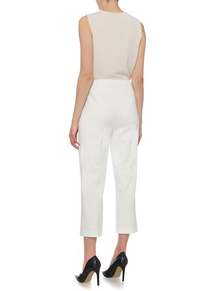 Pied a Terre 3/4 Flare Trousers