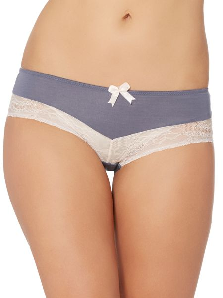 Marie Meili Skylar lace hipster