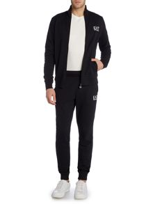 EA7 Core ID Cotton Sweat Suit