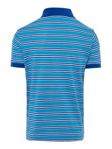 Lacoste Boys Multi stripe pique polo