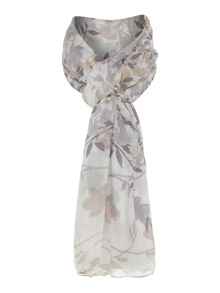 Lola Rose Silhouette blossom scarf