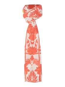 Lola Rose tahiti twist flower scarf