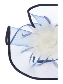 Linea Jenny Flower Crin Fascinator