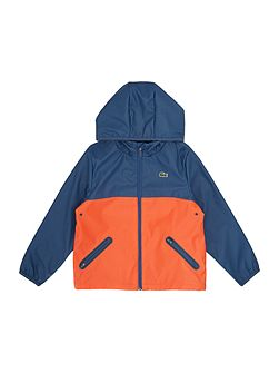 Boys Hooded zip up jacket