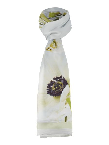 Ted Baker Lusia silk long scarf