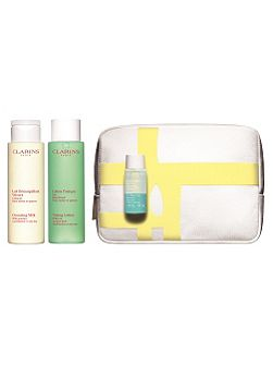 Clarins Cleansing Collection For Combination to Oily Skin