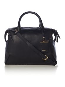 DKNY Williamsburg black medium satchel bag