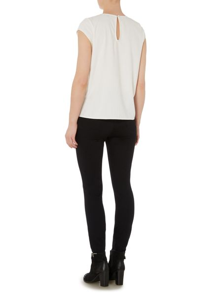 Therapy Lara Lace Panel Top