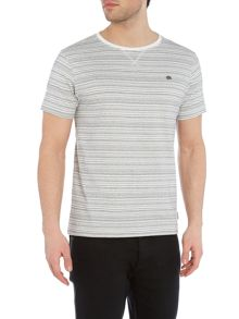 Bellfield Albarn regular fit fine stripe t shirt
