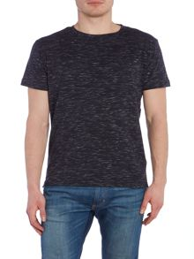 Bellfield Parkgate regular fit spacedye t shirt