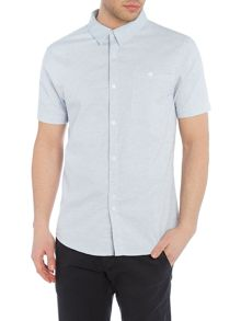 Bellfield Olympia regular fit short sleeve plain shirt