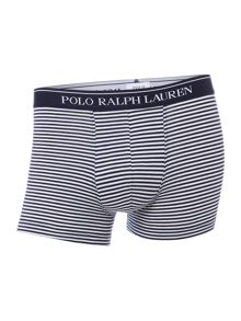 Polo Ralph Lauren 2 pack solid and stripe sock set