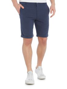 Bellfield Foxton linen mix chino shorts