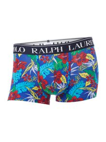 Polo Ralph Lauren Tropical print trunk