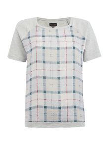 Barbour Iona tartan top