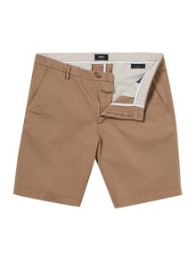 Hugo Boss Rice slim fit chino short