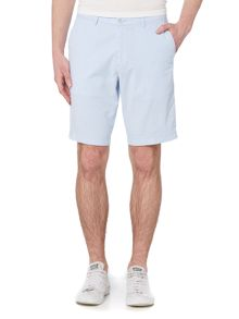 Hugo Boss Crigan regular fit pinstripe short