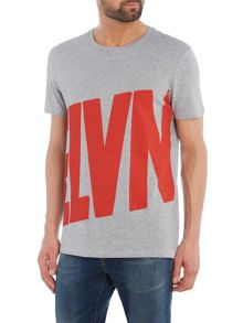 Eleven Paris Roda regular fit crew neck tee