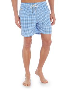 Polo Ralph Lauren Gingham print Swim shorts