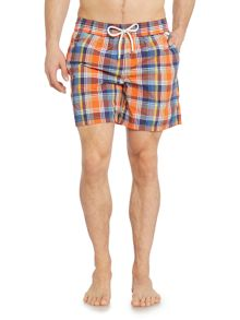 Polo Ralph Lauren Plaid print Swim Shorts