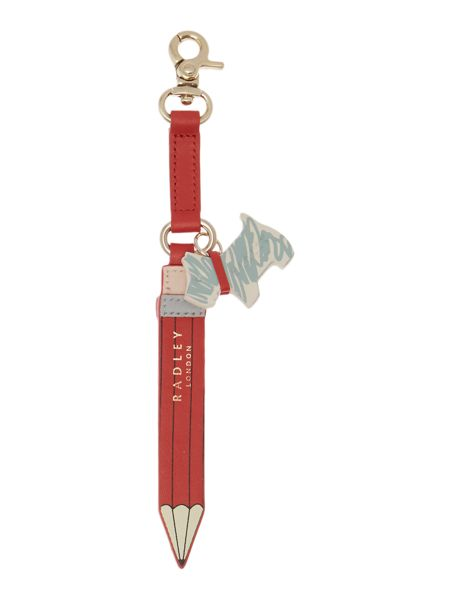 Radley Pencil Key ring
