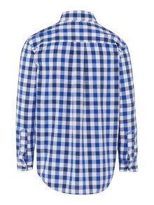 Polo Ralph Lauren Boy`s Multi Gingham Shirt