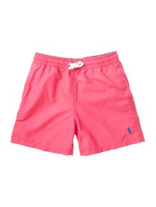 Boys Small Pony Player Swim Shorts