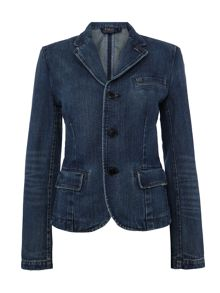 Polo Ralph Lauren Denim blazer